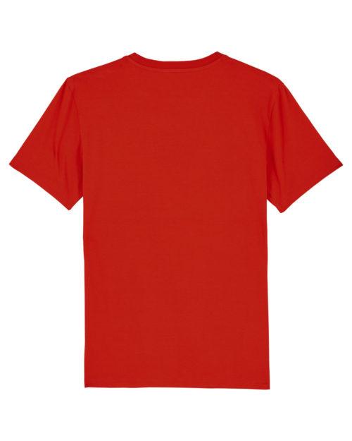 tshirt puro latino alegria energia pasion rouge blanc dos