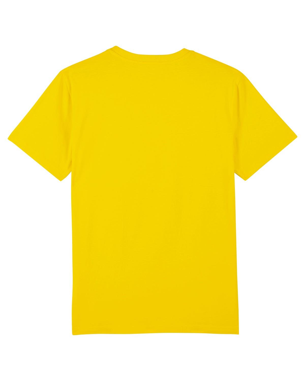tshirt puro latino dios es amor jaune dos