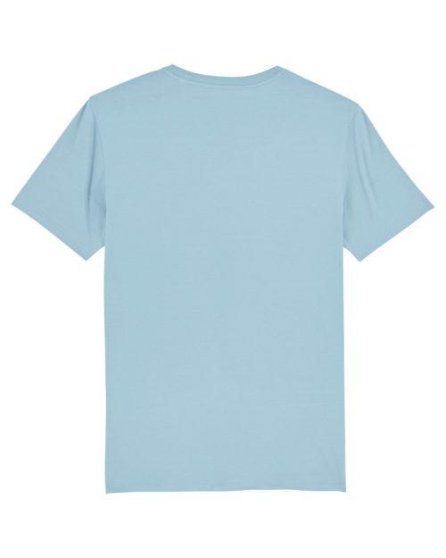 tshirt puro latino dios es amor bleu ciel dos